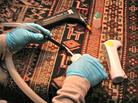 Persian carpet cleaning in Mill Valley